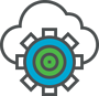 Custom-Cloud-Development-Icon